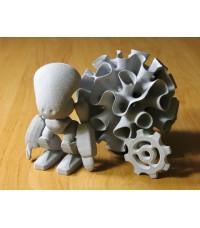 Филамент с алюминевой крошкой