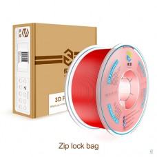PLA-пластик для 3D-принтера. Цвет Красный. 1 кг. диаметр 1,75 мм.