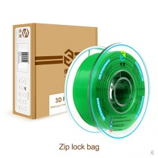 PLA-пластик для 3D-принтера. Цвет Зеленый. 1 кг. диаметр 1,75 мм.