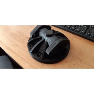 Печать на 3д Принтере крышки-фланца для промышленого насоса